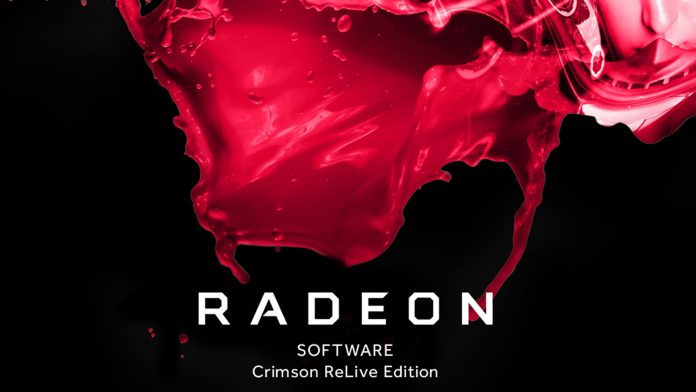Radeon Software Crimson ReLive Edition