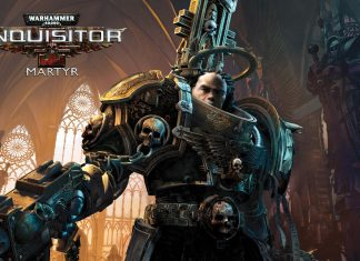Warhammer.:Inquisitor Martyr