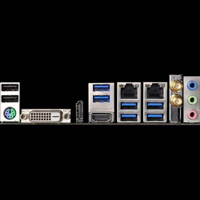 ASRockHM ITX/ac