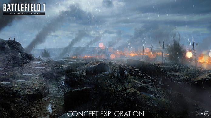 Battlefield Nieprzejdą