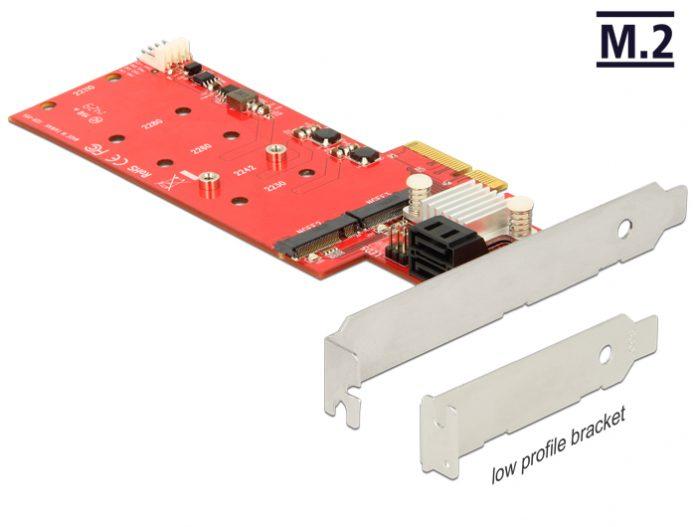 Delock PCI Express Card 89379