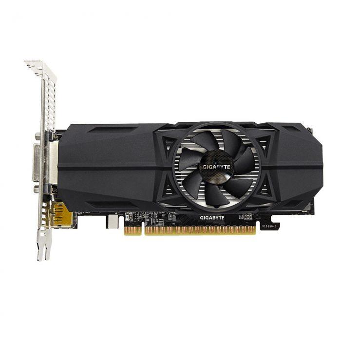 Gigabyte GeForce GTX 1050 Low Profile
