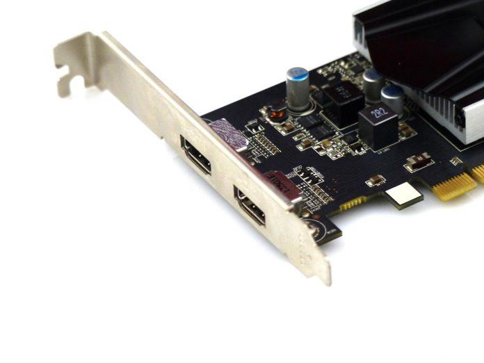 SAPPHIRE R7 240 2GB Low Profile