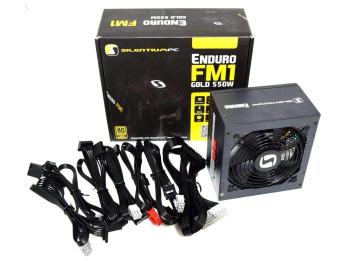 SilentiumPC Enduro FM1 Gold 550W