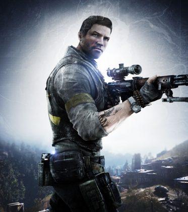 Sniper:GhostWarrior RaquelShein