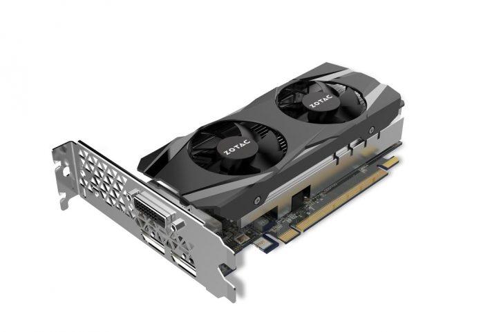 ZOTAC GeForce GTX 1050 Low Profile