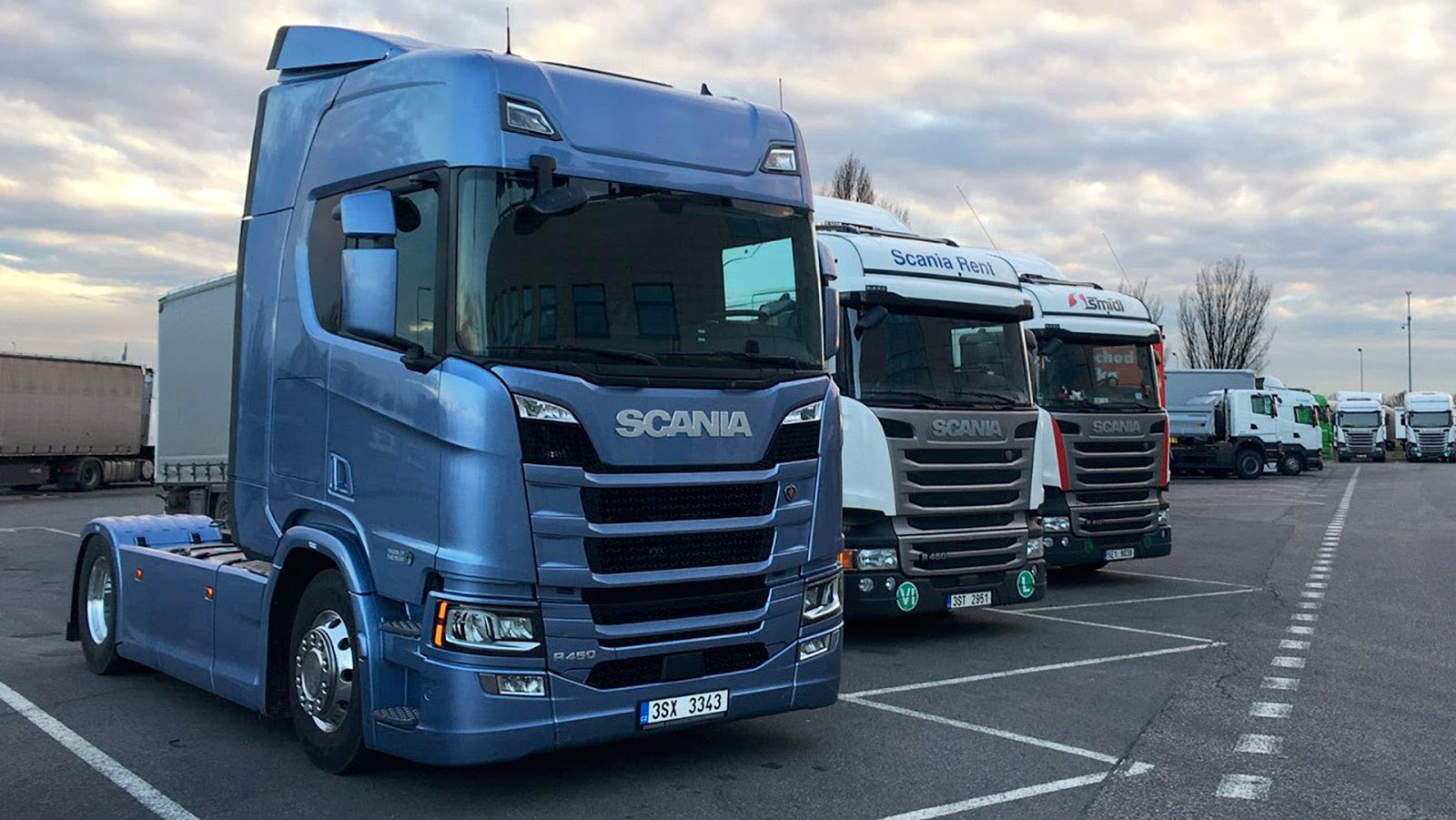 scs software szykuje scania s i scania r do gry euro truck simulator 2. Black Bedroom Furniture Sets. Home Design Ideas