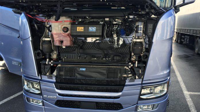 ScaniaSiScaniaR EuroTruckSimulator