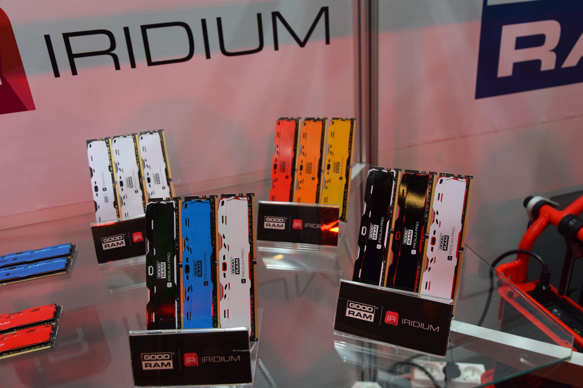 Goodram Iridium