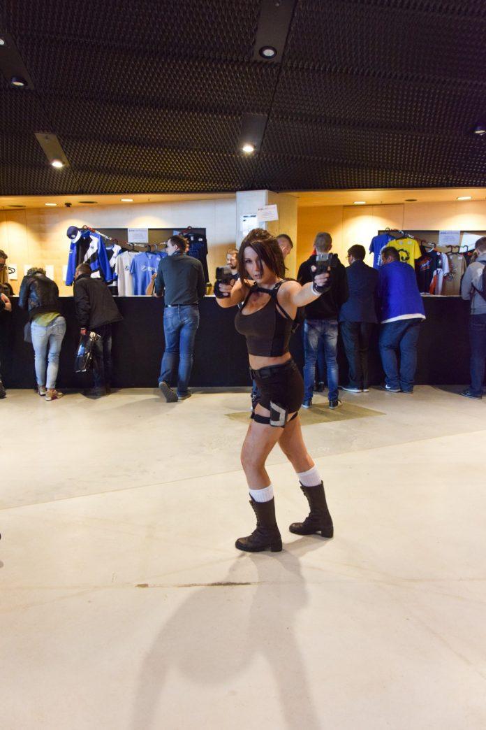 Klaudia Croft - Intel Extreme Masters 2017