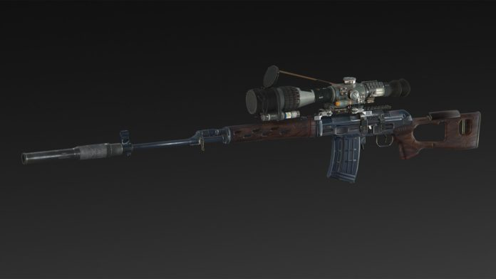 Sniper Ghost Warrior 3 - Dragoon SVD