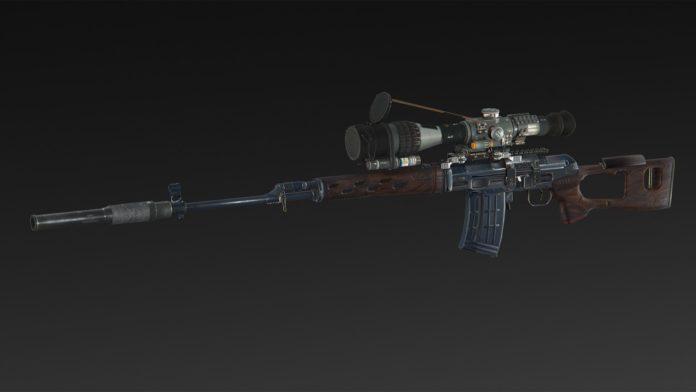 Sniper Ghost Warrior 3 - Dragoon SVD