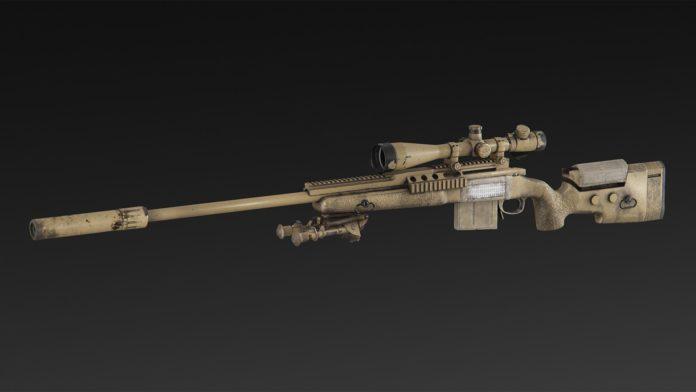 Sniper Ghost Warrior 3 - McMillan TAC-338