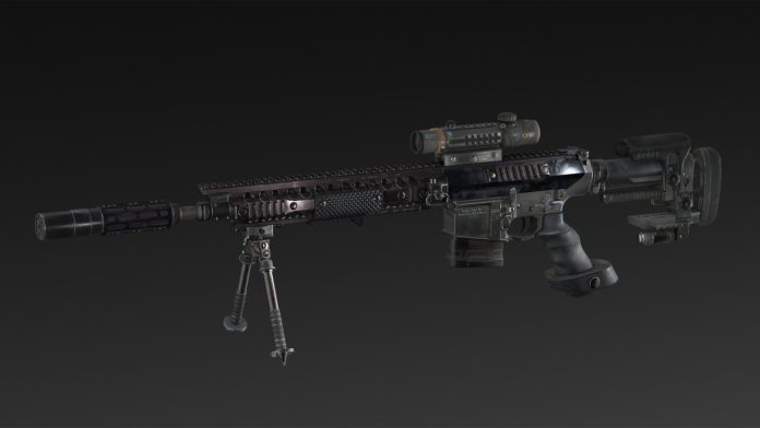 Sniper Ghost Warrior 3 - ES-25