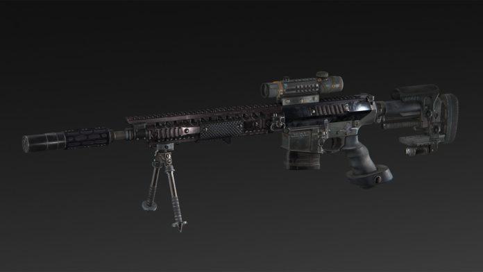 Sniper Ghost Warrior 3 - ES-25
