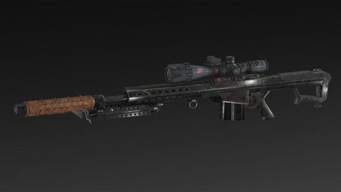 Sniper Ghost Warrior 3 - Rook SS-97