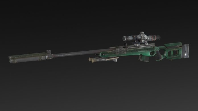 Sniper Ghost Warrior 3 - Stronskiy 98