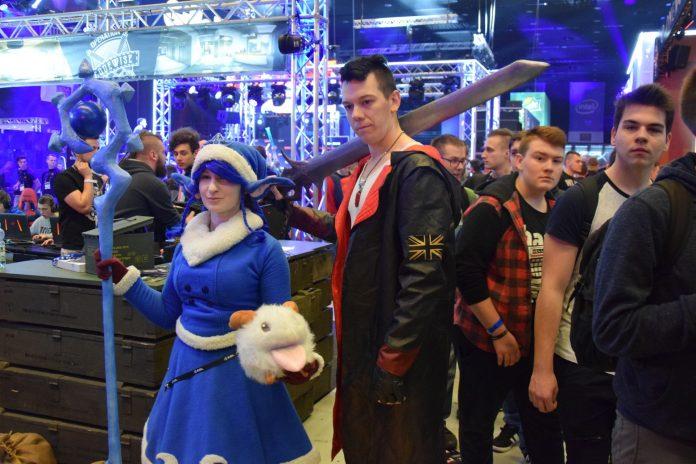 Intel Extreme Masters Katowice 2017 - a oto najciekawsze cosplaye 14