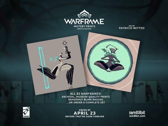 Digital Extremes, wspólnie z iam8bit wydaje ścieżkę dźwiękową z Warframe na winylu 3