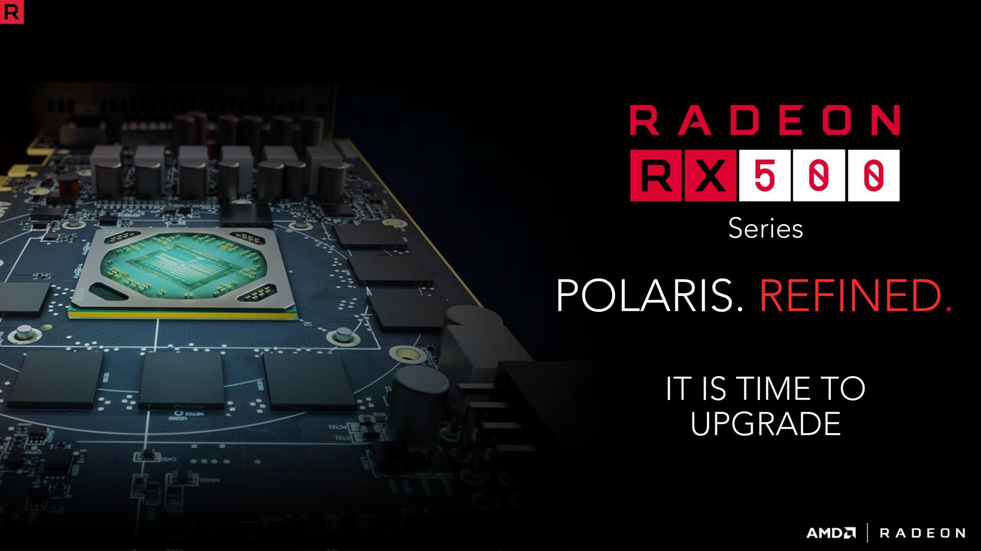 AMDPolaris,RadeonRX