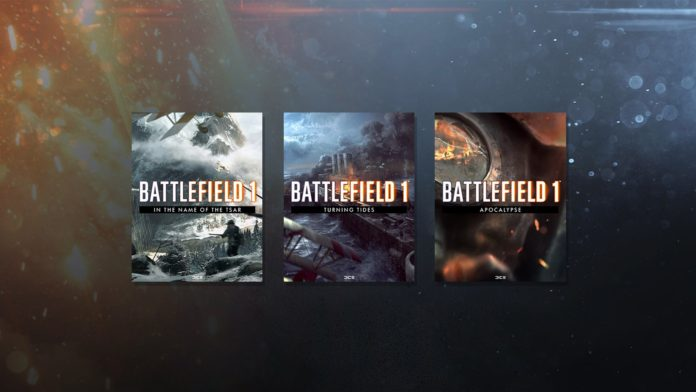 Battlefield 1 - nowe dodatki