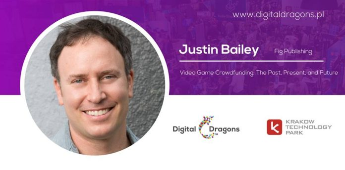 Digital Dragons 2017 - Justin Bailey