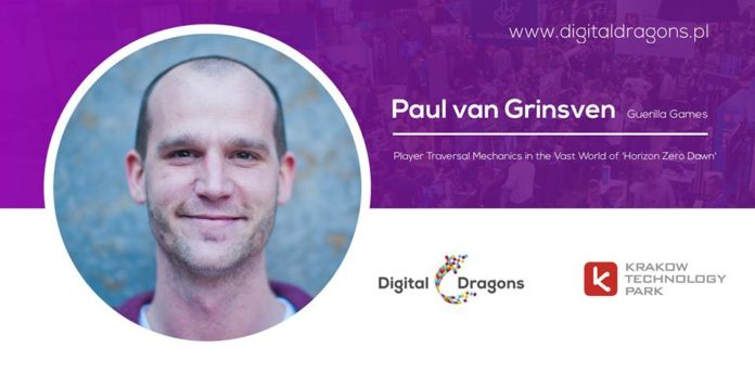 Digital Dragons 2017 - Paul van Grinsven