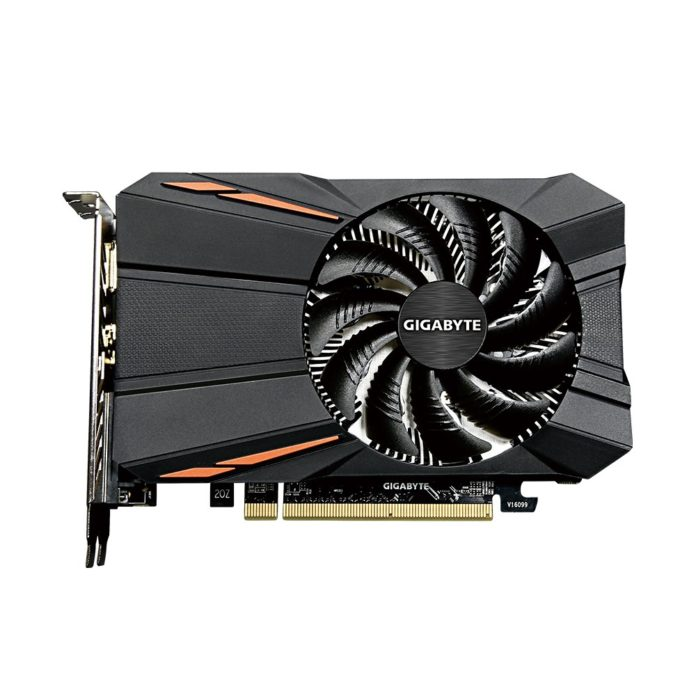 Gigabyte Radeon RX 550 D5 2G