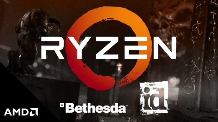 id Software, Ryzen, AMD
