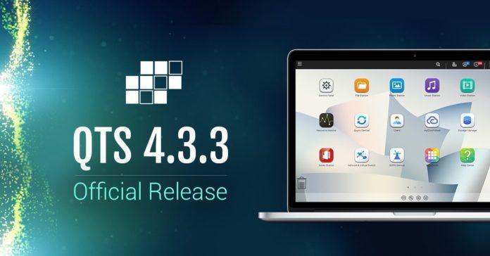 QNAP QTS 4.3.3
