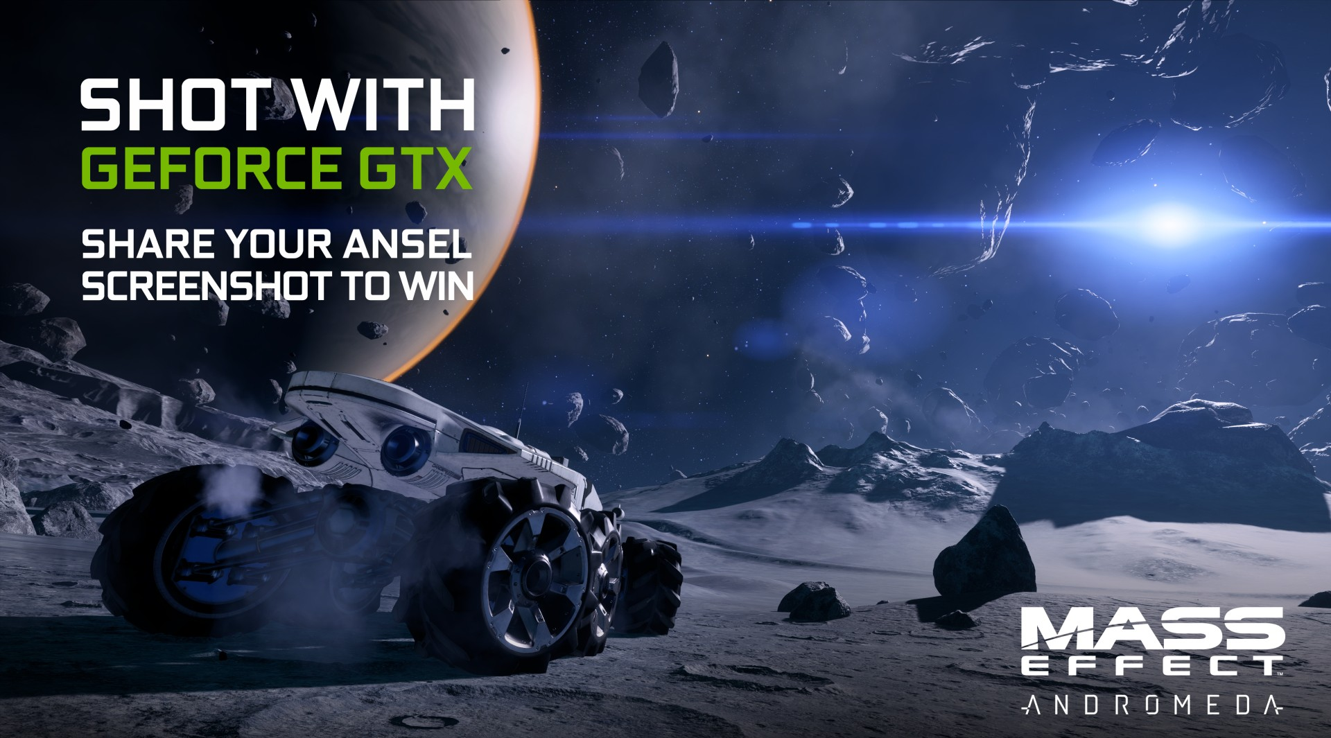 Shot With GeForce GTX