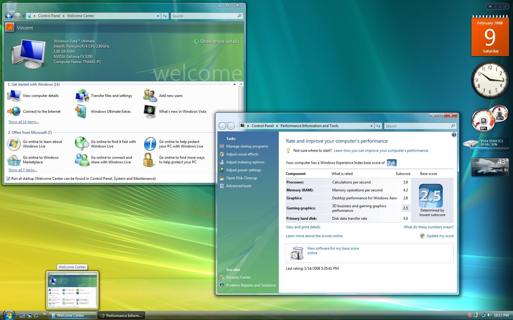Windows Vista Päivitys Windows 10