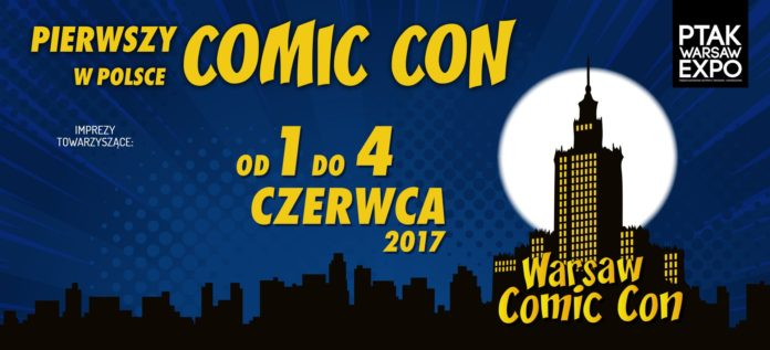 ComicConPolska,WarsawComicCon