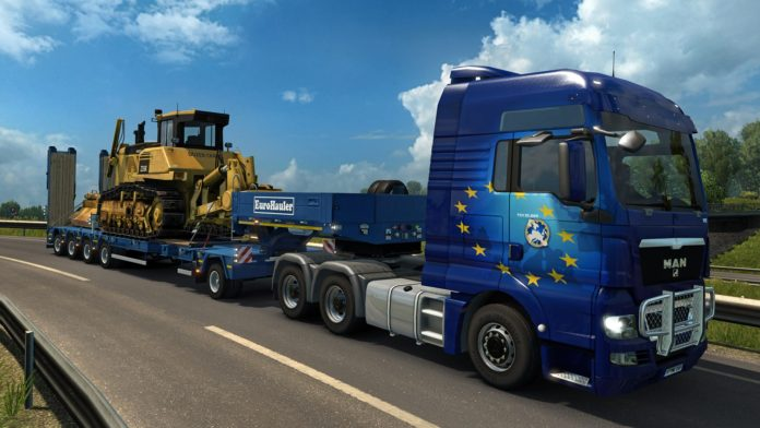 EuroTruckSimulator HeavyCargoPacks
