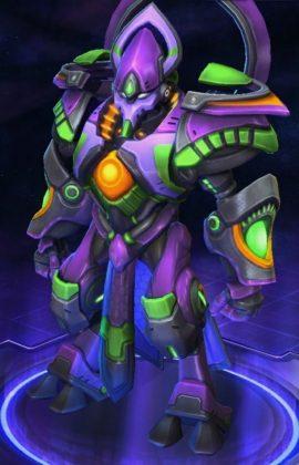 HeroesoftheStorm Artanis