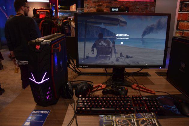 Intel Extreme Masters 2017 - Intel Predator