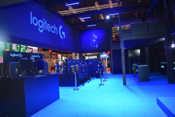 Intel Extreme Masters 2017 - Logitech