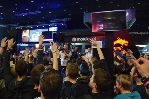 Intel Extreme Masters 2017 - morele.net