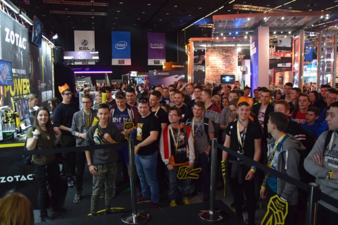 Intel Extreme Masters 2017 - Zotac
