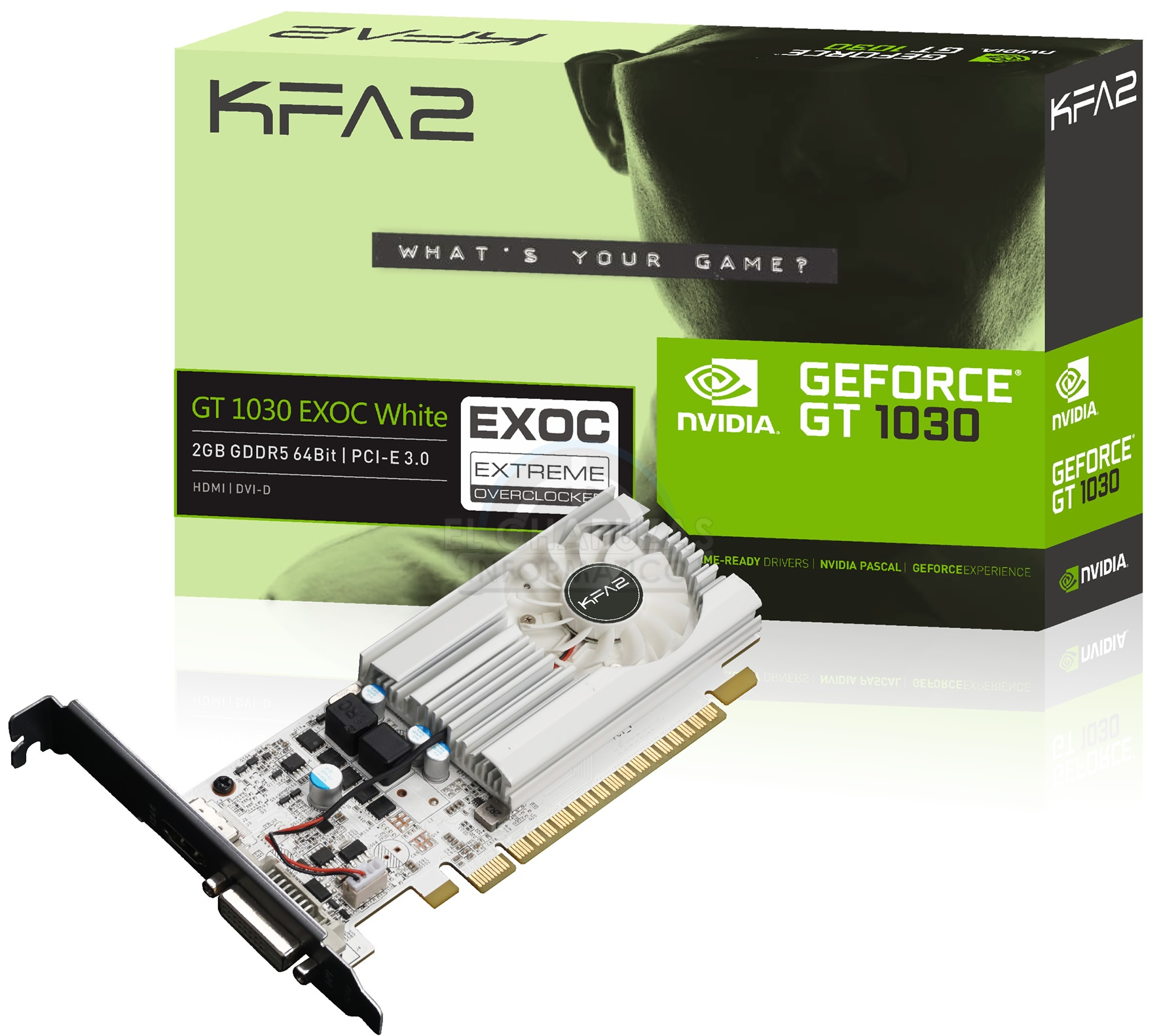 KFA2-GeForce-GT-1030-EXOC