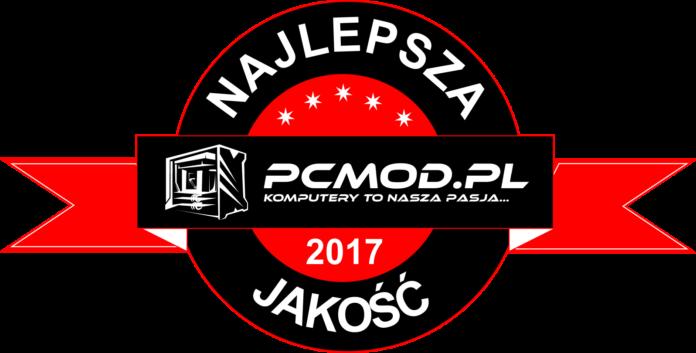 PcMod.pl - nagroda. Najlepsza jakość
