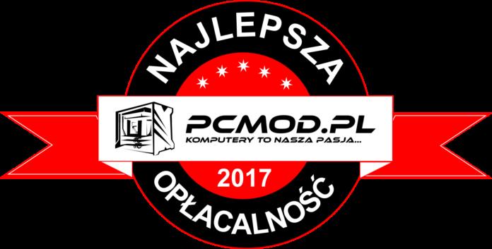 PcMod.pl nagroda, najlepsza opłacalność