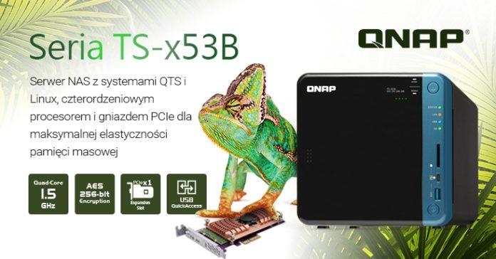 QNAP TS-x53B