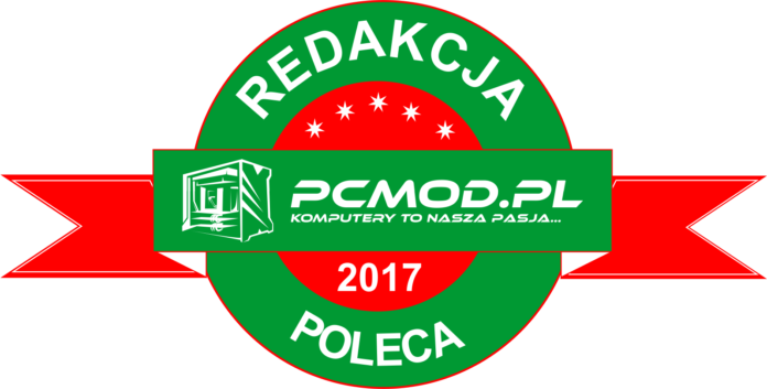 redakcja poleca, PcMod.pl - nagroda