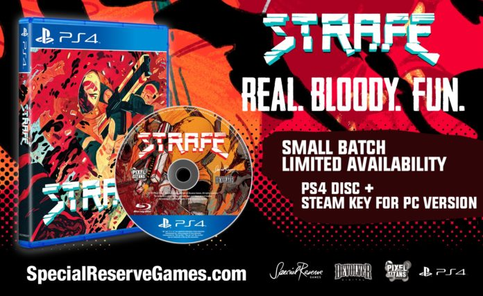STRAFE - PS4 Special Edition