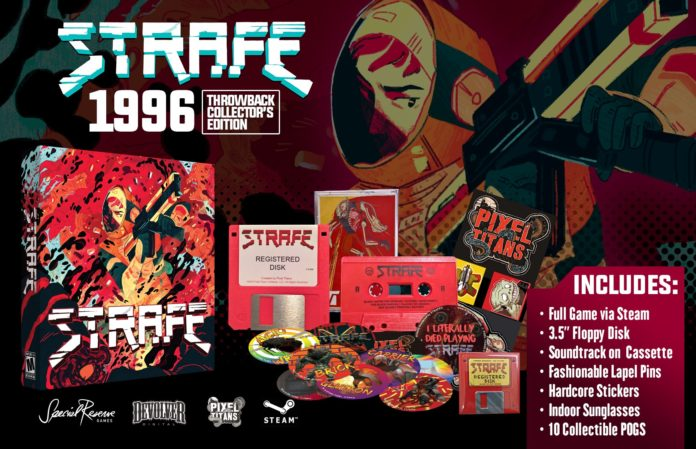 STRAFE - PC Special Edition