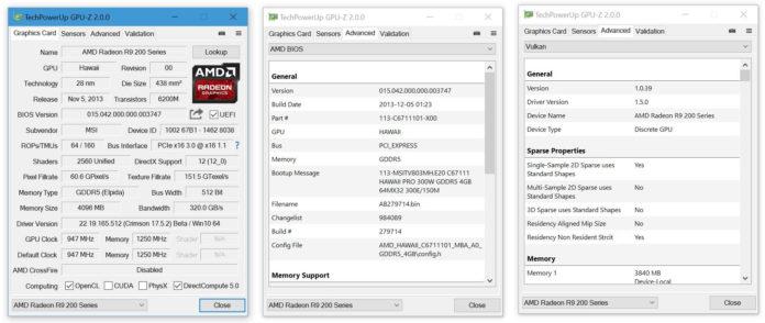TechPowerUp GPU-Z 2.1.0