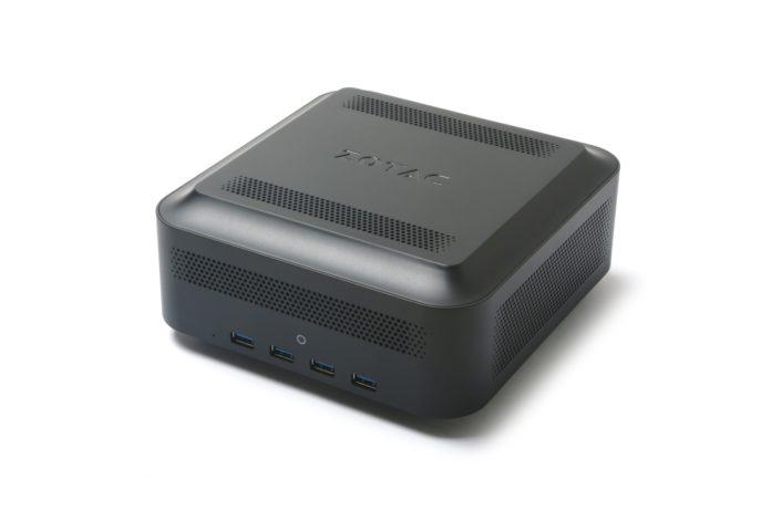 ZOTAC External Storage Box