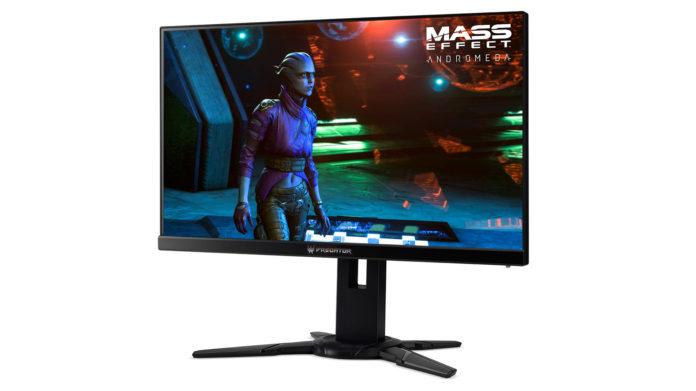 NVIDIA zaprezentowała wyświetlacze 4K G-SYNC HDR 1