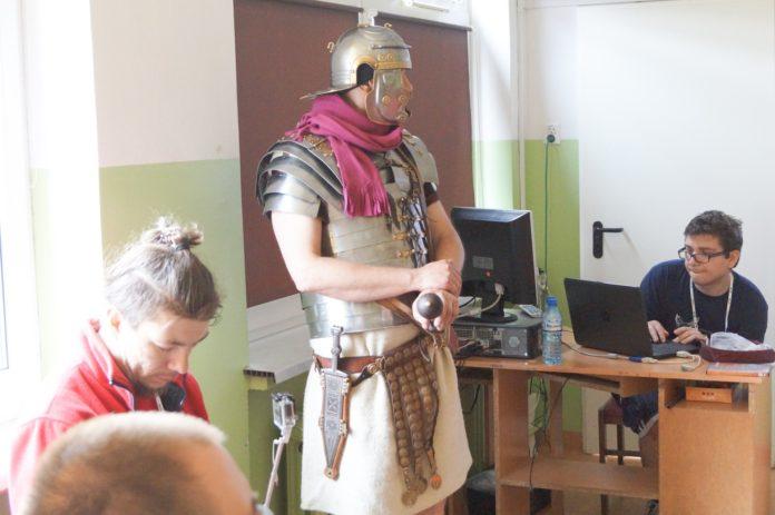 Arkhamer RzymianinLegionista